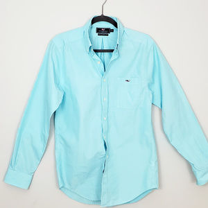 Vineyard Vines Solid Slim Tucker Shirt -Men (S)